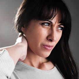 Oklahoma City Upper Back and Neck Pain Treatment