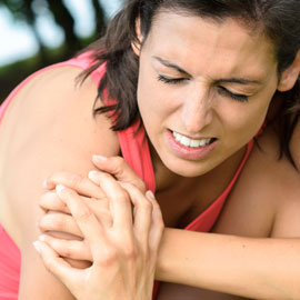 Oklahoma City Shoulder Pain Chiropractor